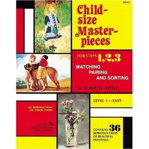 38 best art music appreciation images on pinterest appreciation child size masterpieces book 1 of 8 fandeluxe Gallery
