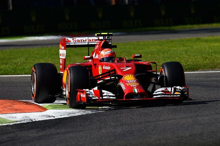 Formula1: Monza, GP d'Italia amaro per la Scuderia Ferrari