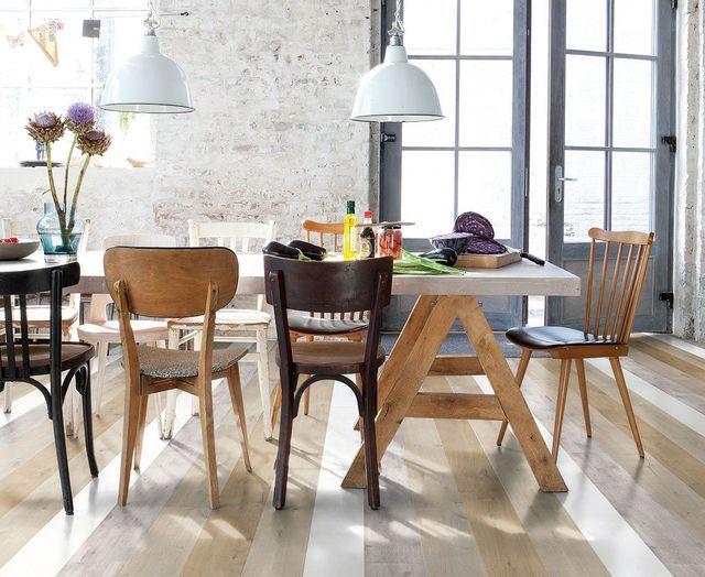 33 best cuisine Nantes salle à manger images on Pinterest Kitchens - Salle A Manger Parquet