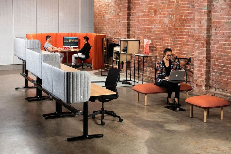 Zenith Interiors: Orbis 120 Degree, office, corporate, sit to stand, agile working
