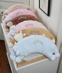 Personalized Angel Dear Pillow