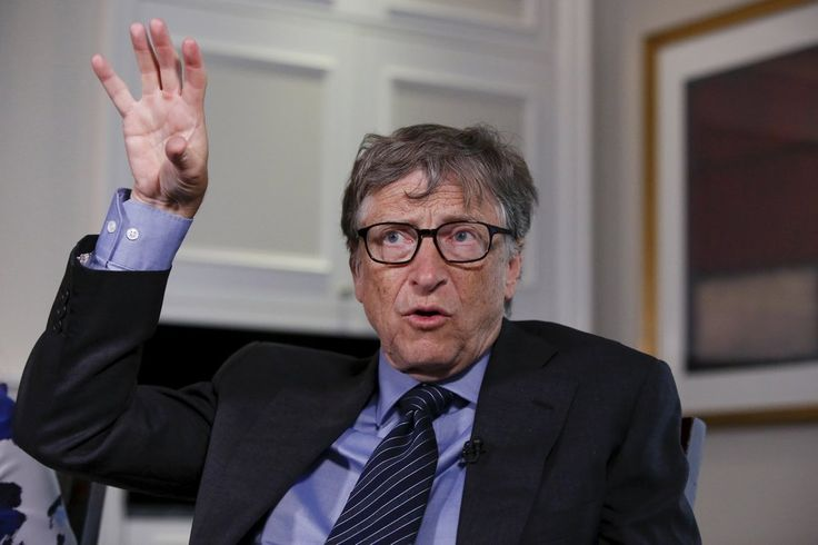 The Microsoft co-founder said that stopping terrorism is in the public interest, but that government needs must be balanced with privacy safeguards.