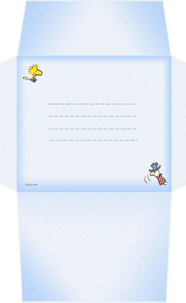 Snoopy-03+envelope2.jpg (983×1600)