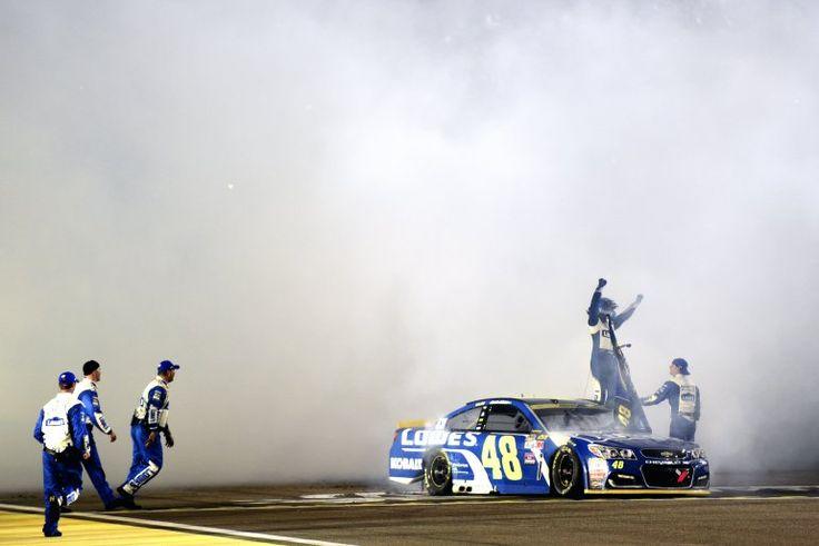 WINNER 2016 NASCAR SPRINT CHAMPIONSHIP