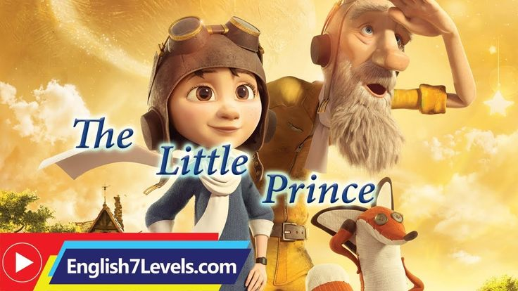 Learn English Through Story ★ Subtitles: The Little Prince (level 4) - YouTube
