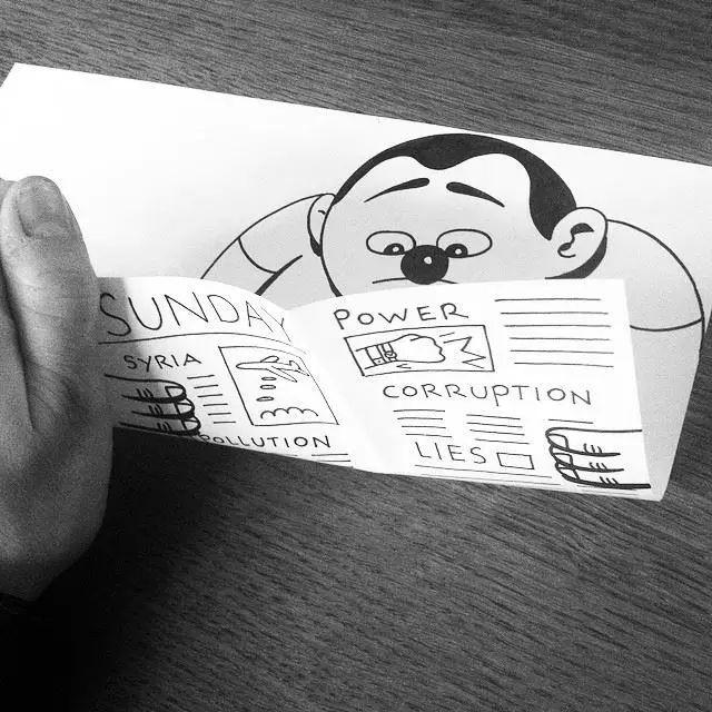 Husk Mit Navn的创意3D插画_百科文章_百度百科
