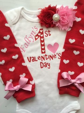 The 25+ best Baby valentines day outfit ideas on Pinterest ...