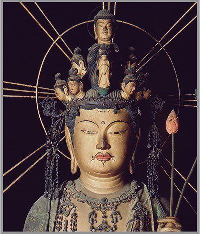 梵 鐘 ぼんしょう @Bonsho_bell #奈良 ◆秘仏開扉 《海龍王寺》~4/7木 kairyuouji.jp/treasure/index……