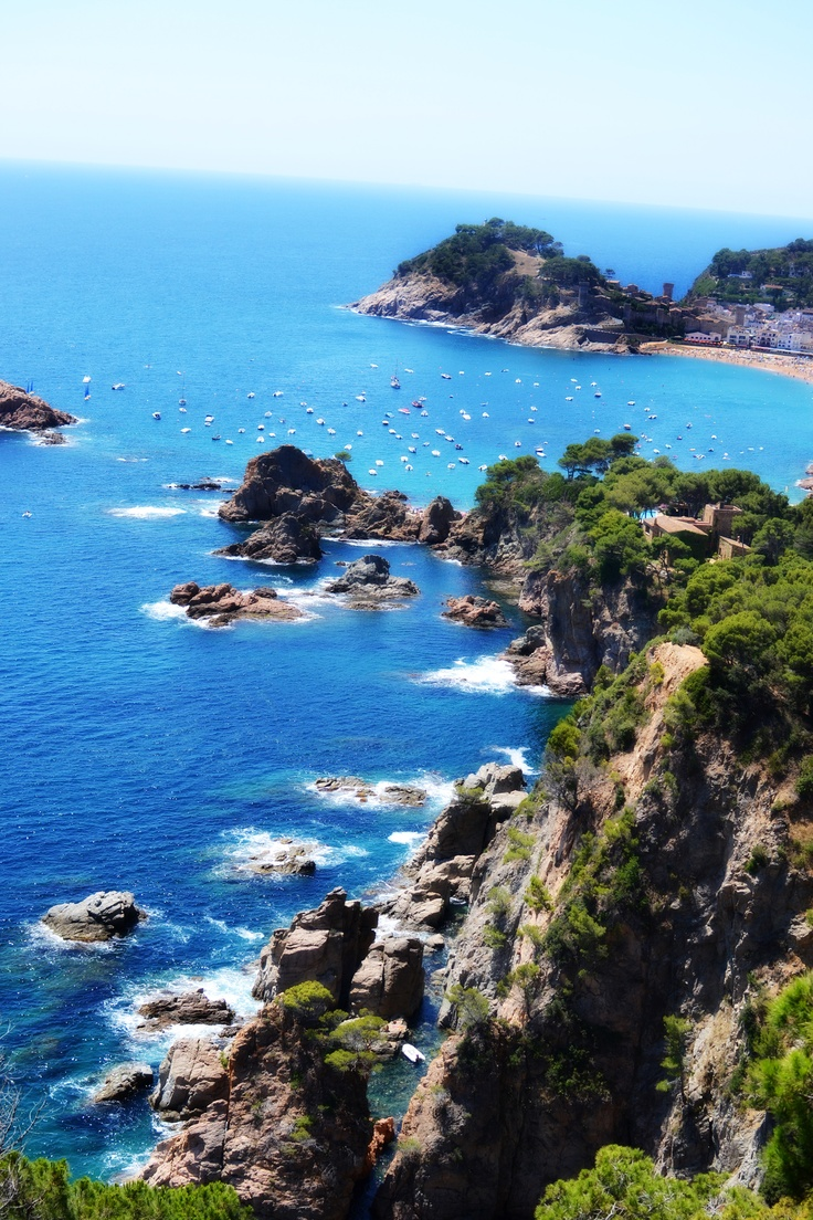 On the road to Cadaques Spain - Catalonia
