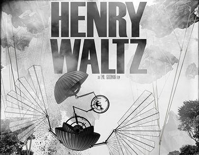 "Check out new work on my @Behance portfolio: ""HENRY WALTZ"" http://on.be.net/1IJmHvD"