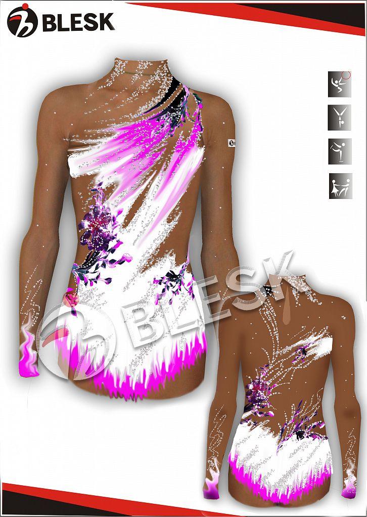 Купальник с юбкой, платье 1463.1