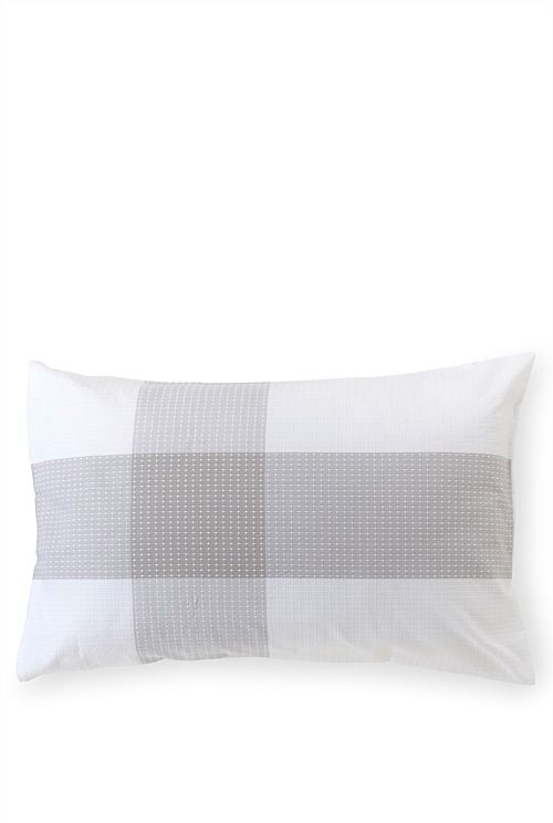 Taite Standard Pillow Case Pair from Country Road   NZD $54.90  This set of two standard pillowcases in 100% cotton features tonal panels with embroidery. Pair it with a matching quilt cover.