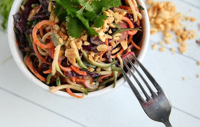 Raw Food recept oosters