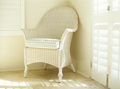 Wonderful Removal Of Musty Odor In Wicker Furniture