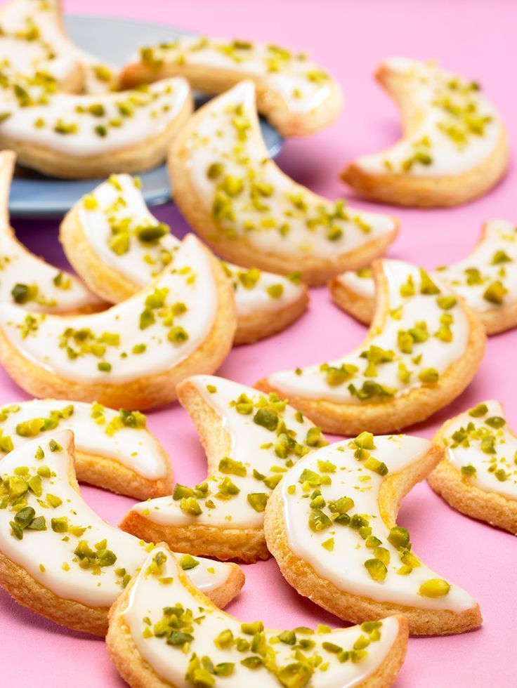 Zitronen-Monde | Rezept | Rezept kekse, Plätzchen backen ...