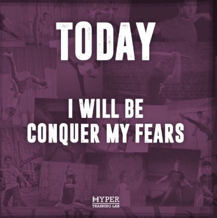 Conquer Yours.