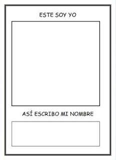 Very simple for Spanish preschool LA CLASE DE MIREN: mis experiencias en el aula: Proyecto EL NOMBRE (3 años)