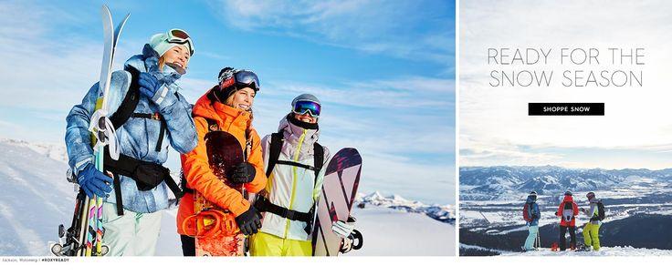 Roxy: Surf, Snowboard, Kleidung und Accessoires - Online Shop