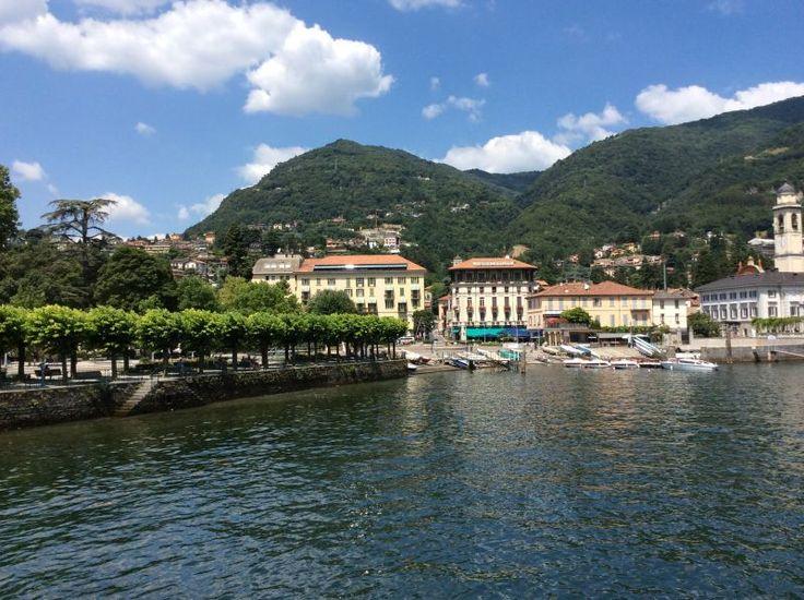 Z Mediolanu nad jezioro Como