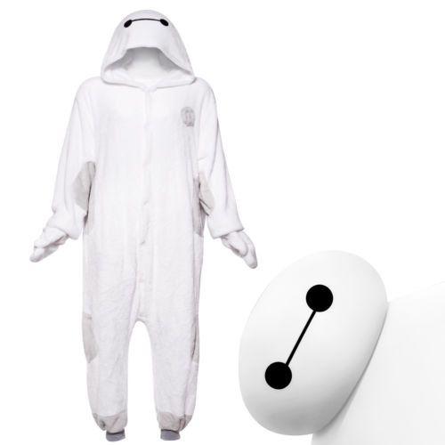 Hey, I found this really awesome Etsy listing at https://www.etsy.com/listing/171336686/baymax-kigurumi-pajamas-unisex-adult