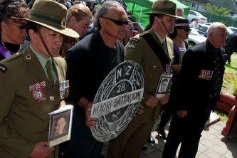NGA TAMA TOA Maori Battalion - Natalie Robertson