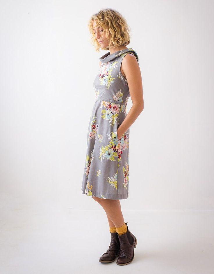 Ashlee dress in Wildflower