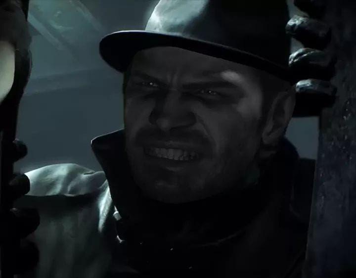 Resident Evil 2 Remake Mr X Redfield Residentevil Re Biohazard Re7 Residentevil7 Biohazard7 Re7biohaza Resident Evil Resident Evil Game Evil