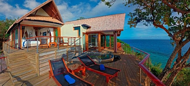 Royal Davui Island Resort Fiji special - special!