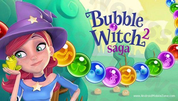 Bubble Witch 2 Saga v1.16.3 Mod APK (Mega Mod)