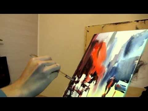 Learning from Alvaro Castagnet Watercolor Painting - YouTube