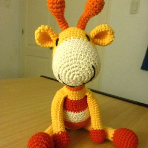 Amigurumi Anime Patrones Gratis : Best images about crochet giraffes on pinterest
