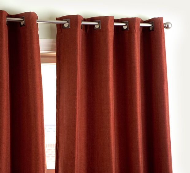 Ready hang drapery hardware no drilling measuring or for Hardware for hanging curtains