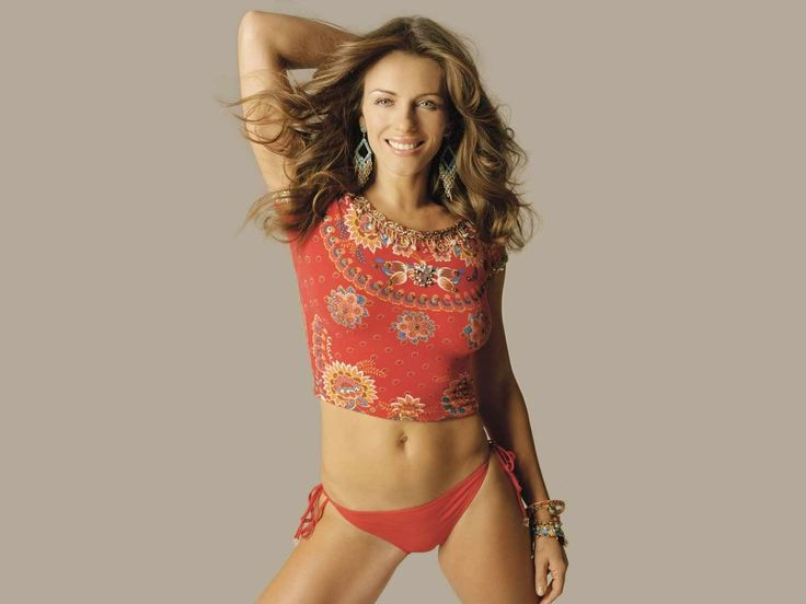 Elizabeth Hurley keeps proving that age is indeed nothing more than a number. The 52-year-old actress took to social media to show off her toned