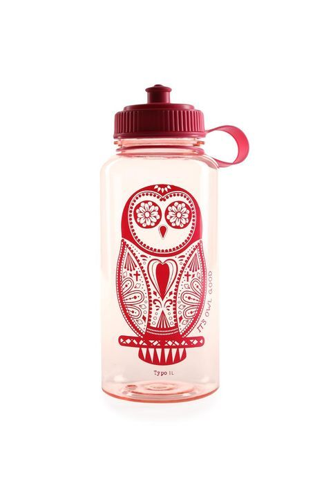 jumbeau water bottle SUGAR OWL