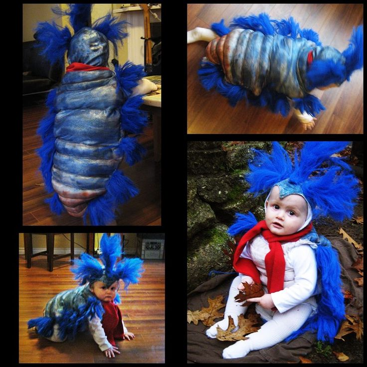 Allo worm from the movie The Labyrinth  by Wa'Ou , Watch the making of this costume here----> https://www.youtube.com/watch?v=CJkag1gpkBs my facebook page  https://www.facebook.com/waoucreations
