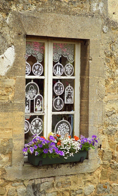 Bayeux, a town in Normandy, is renowned as a center of lace making.