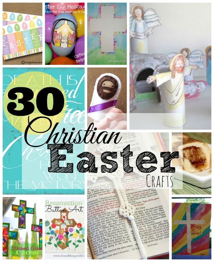 adult christian projects and activities