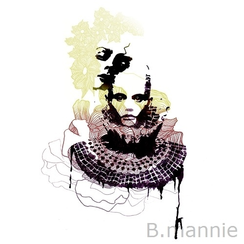 Watercolor: Watercolor Art, Two Faces, Art Boxes, Illustrations, Digital Art, Artists Ponder, Artsy Fartsi, Graphics Design, Mélani Boullard