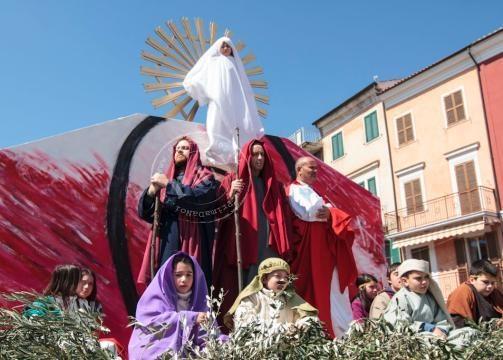 Orsogna: Festa dei Talami