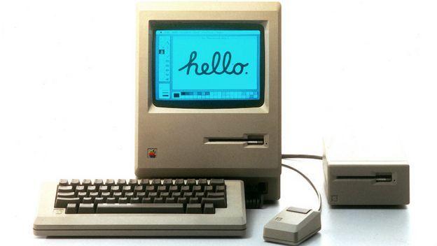 Apple celebra el cumpleaños de su primera Mac