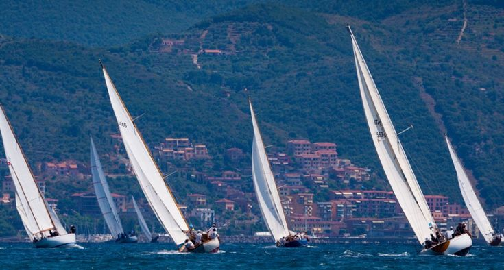 Hard on the wind at the 2015 Panerai Classic Yacht Challenge | Classic Driver Magazine