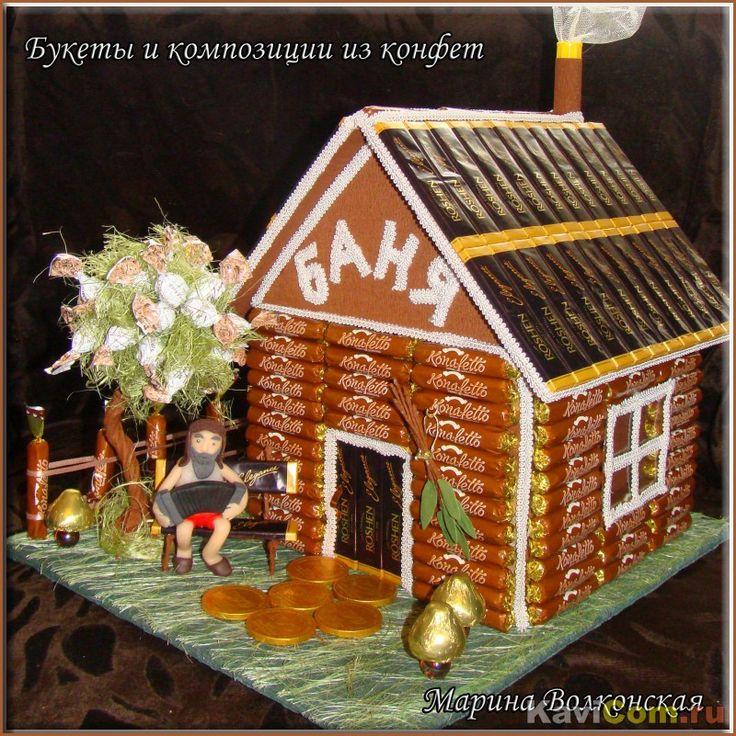 букет из конфет для мужчины: 23 тыс изображений найдено в Яндекс.Картинках