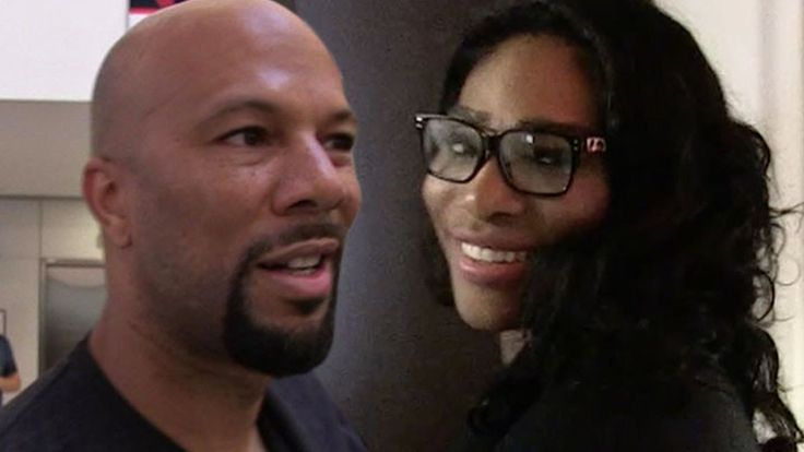 Serena Williams and Common Back Together?   TMZ TV