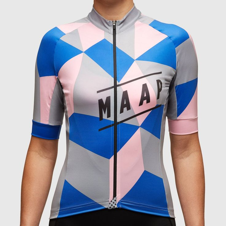 Combining MAAP's signature aesthetic and contoured women's fits with the  latest in material innovations, MAAP cycling jerseys are hard-working and  durable ...