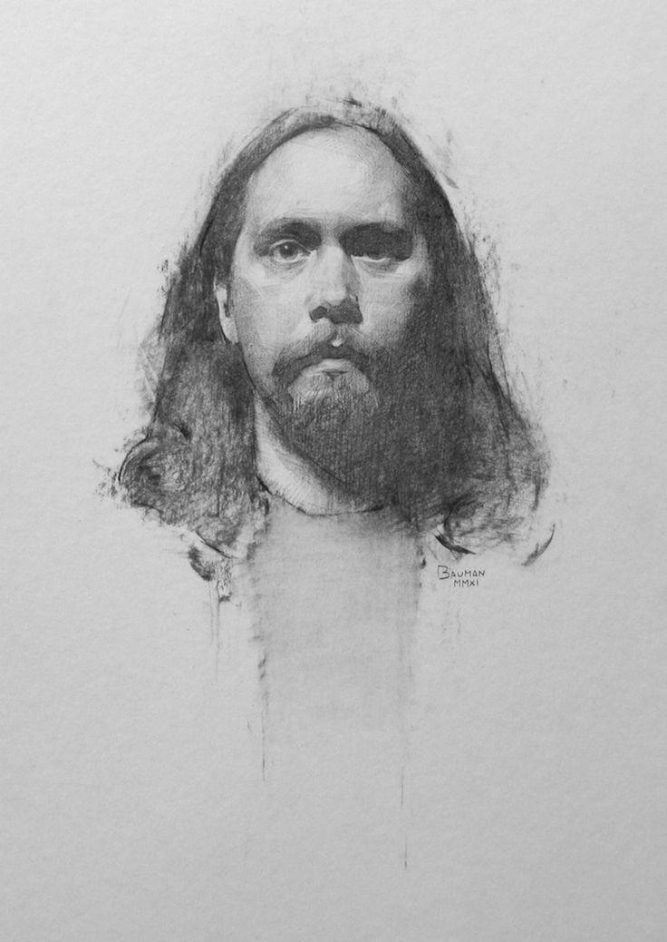 Stephen Bauman Drawings: