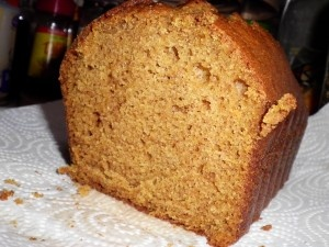 Great pumpkin bread from scratch | Breads | Pinterest