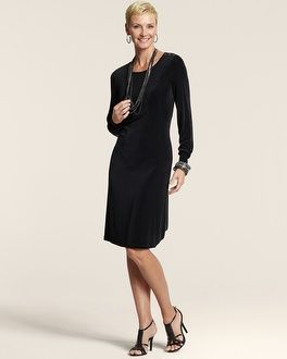 Great little black #Dress for women over 50