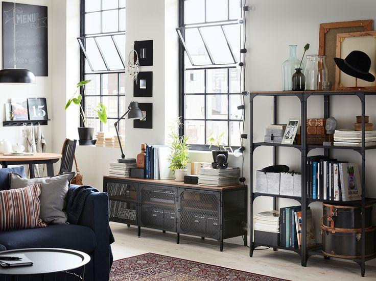Un po' loft newyorkese, un po' magazzino: arredare la casa in stile industriale è un gioco di sottili equilibri tra stile e funzionalità. Ecco qualch