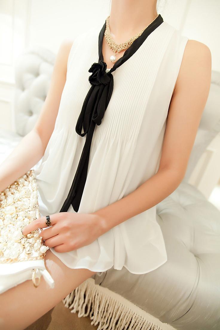 chiffon shirt blouses 2013 - http://zzkko.com/n77251 $16.33