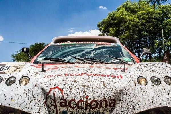Acciona Mobil Listrik Pertama di Reli Dakar - detikOto
